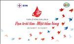 Thư kêu gọi Hưởng ứng chương trình hiến máu tình nguyện Tuần lễ hồng EVN lần III