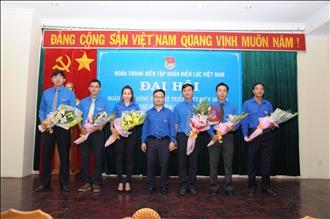 Đại hội Đoàn cơ sở Công ty Phát triển thuỷ điện Sê San