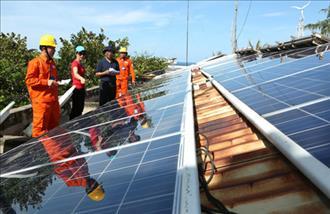 Năng lượng mặt trời – Hướng phát triển mới tại Việt Nam
